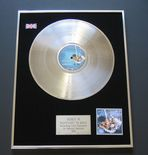 BONEY M - Nightflight To Venus PLATINUM LP PRESENTATION Disc